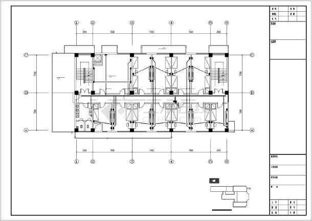 某2140.5㎡三层医院10KV高压系统电气施工图-图二