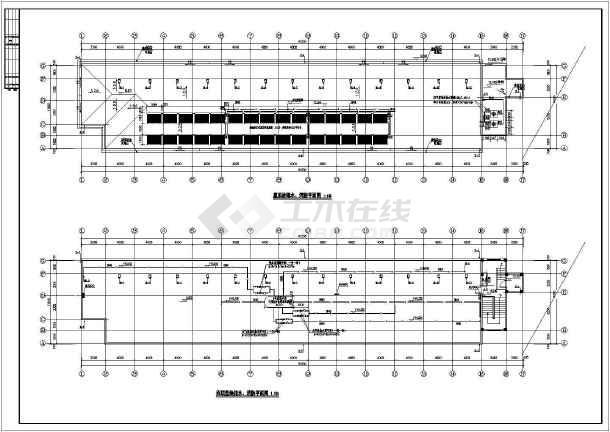点击查看某三层敬老院全套给排水施工图第1张大图