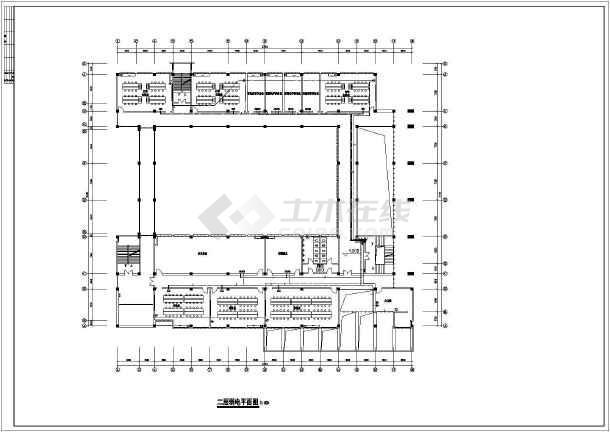 某医药药专科学院实验楼电气设计-图1
