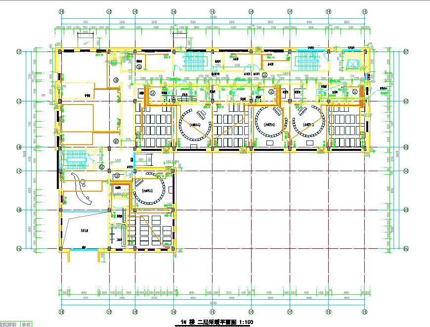 徐州某学校采暖设计详图及采暖系统图(四层,建筑面积3093平方米)图片2