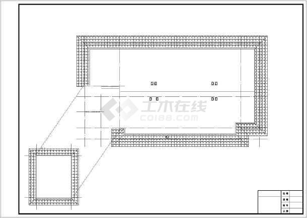 【广西】九层框架结构私人住宅结构设计施工图(含建筑图)-图一