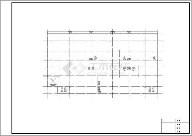 【广西】九层框架结构私人住宅结构设计施工图(含建筑图)-图二