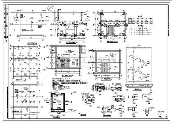 【北京】地下两层地上二十八层剪力墙住宅结构设计施工图-图2