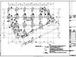【江西】四层框架结构商业楼结构设计施工图图片3