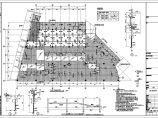 【福建】两栋地上二层现浇框架结构商业楼结构设计施工图图片3