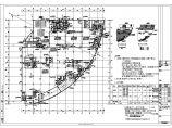 【江西】四层框架结构商业楼结构设计施工图(桩基础)图片2
