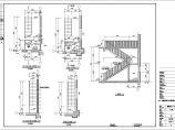 【吉林】三层框架结构商业楼结构设计施工图(含建筑图)图片2