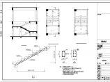 【四川】地上三层框架结构商业楼结构设计施工图图片1