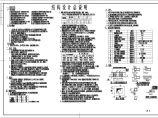 【新疆】砖混结构单层项目指挥部结构施工图(层高3m,天然地基)图片1