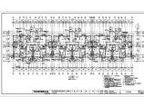 【安徽】五层异形柱框架结构保障性住房结构施工图(含建筑施工图)图片1