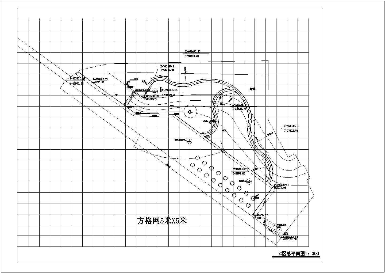 [山东菏泽]生态休闲绿地植物配置设计施工图图片2