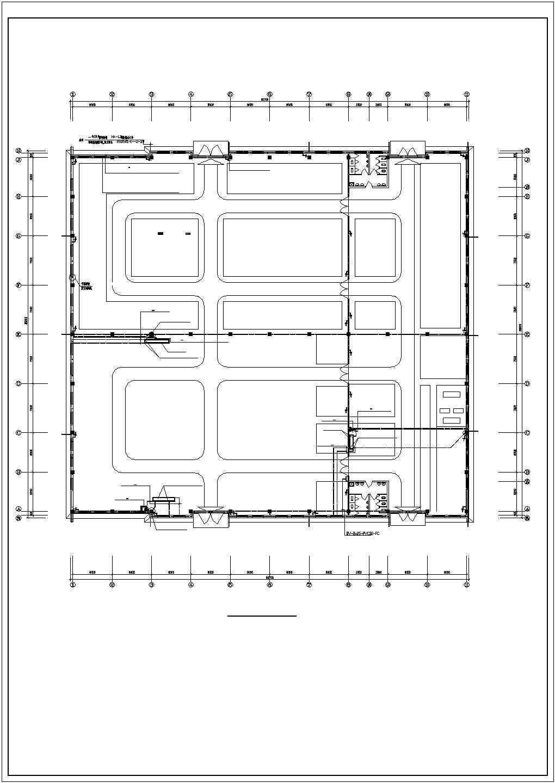 厂房电气施工图纸图片3