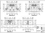 某地上十一层住宅小区给排水设计图(含设计说明)图片1