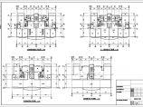 某地上十一层住宅小区给排水设计图(含设计说明)图片2