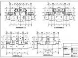 某地上十一层住宅小区给排水设计图(含设计说明)图片3