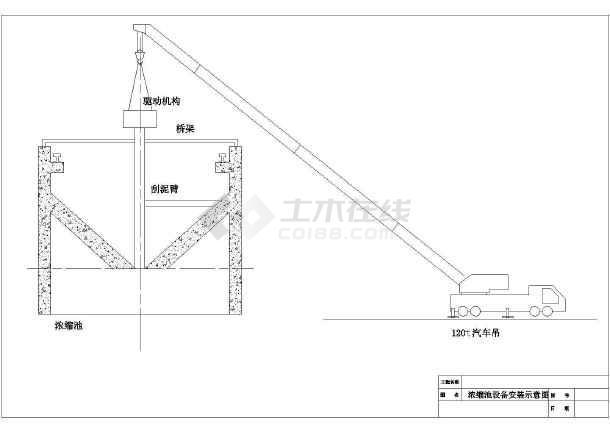 点击查看上海某炼铁工程机电设备安装竣工图第2张大图