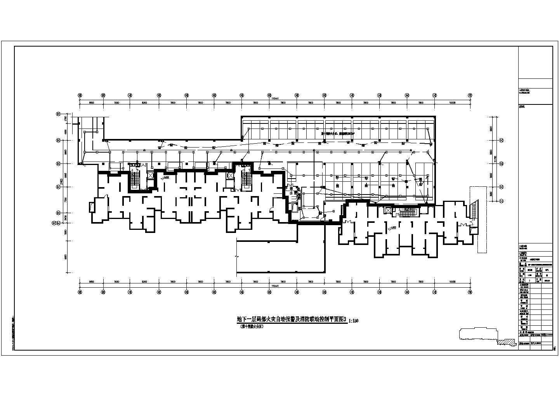 [甲级]150000�O一类高层综合住宅楼全套电气施工图157张(98.9米完整负荷计算书)图片1