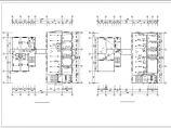 三层职工用房及工业厂房电气图图片2