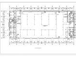 三层职工用房及工业厂房电气图图片3