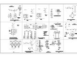 220KV变电站各种设备基础图图片1