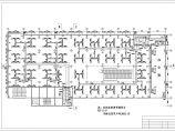商场标准层风管平面图纸(全空气系统)图片1