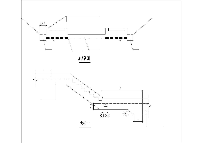 【重庆】某小区室外管网图纸,含设计说明图片1