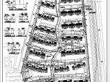 某住宅小区室外管线综合设计cad图纸图片1