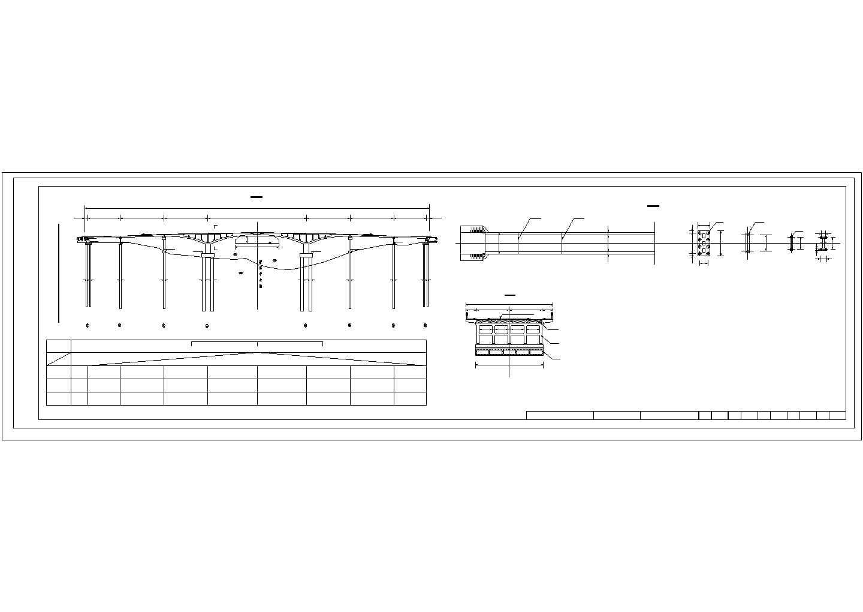 (50+70+50)m连续刚构毕业设计(内含设计图纸)图片2