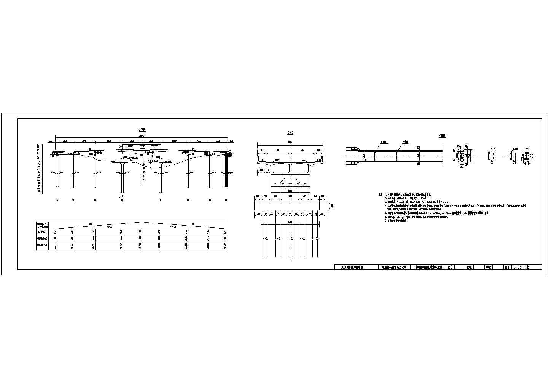 (50+70+50)m连续刚构毕业设计(内含设计图纸)图片3