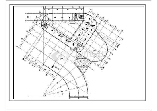 点击查看某处展览馆暖通空调设计(共8张)第1张大图
