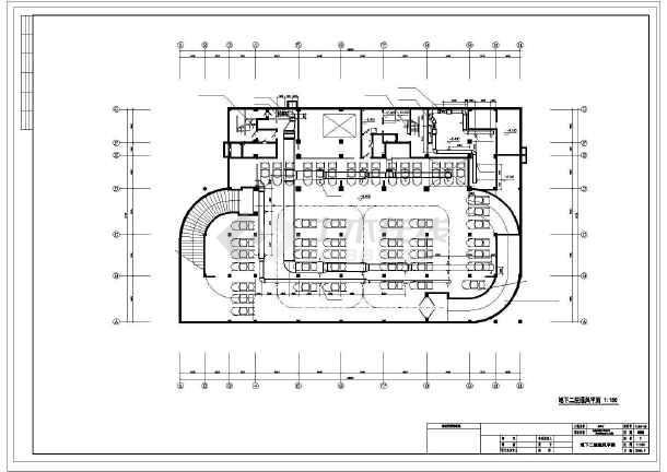 点击查看卫生厅综合楼暖通设计(20张)第1张大图