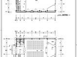 某小教堂给排水设计图纸(室内给排水系统和雨水系统)图片2