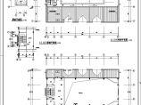 某小教堂给排水设计图纸(室内给排水系统和雨水系统)图片3