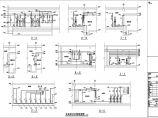 某工程泵房及屋顶消防水箱图纸,含设计说明图片3