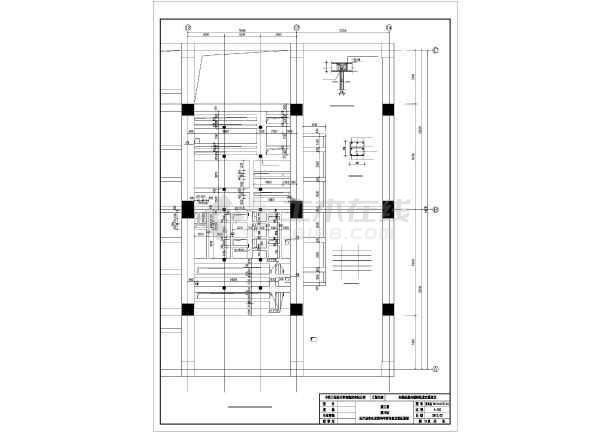 点击查看[广东]站桥合一城际轨道交通站图纸113张(含装修暖通雨棚信息系统)第1张大图