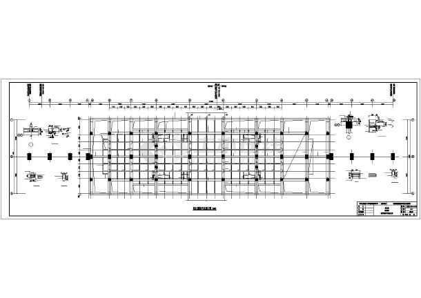 点击查看[广东]站桥合一城际轨道交通站图纸113张(含装修暖通雨棚信息系统)第2张大图