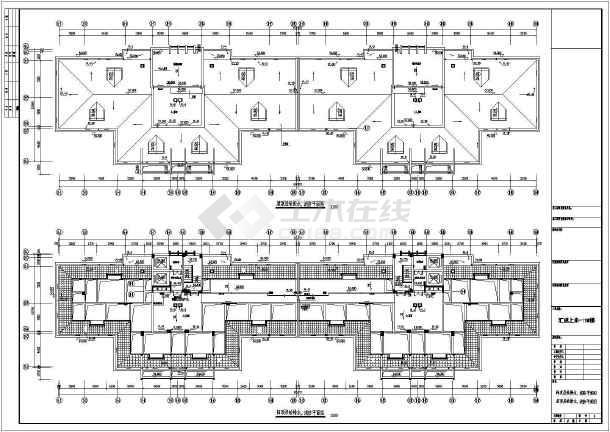 某十八层小区11#楼给排水施工图-图二