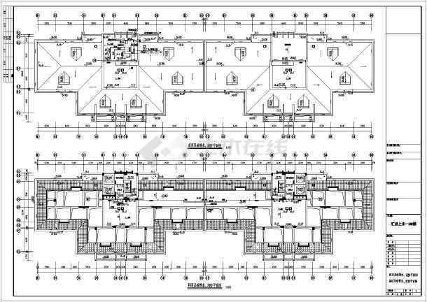 某十八层小区18#楼给排水设计施工图-图二