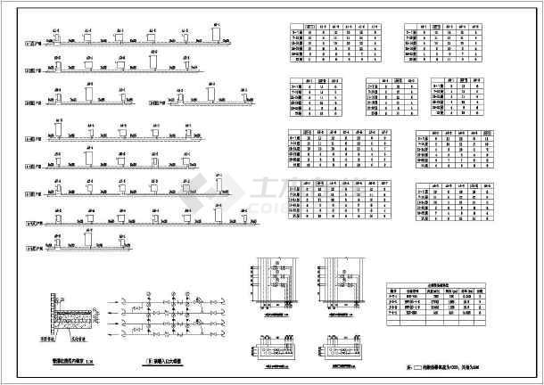 点击查看某23层商住楼采暖暖通设计图(7张)第1张大图