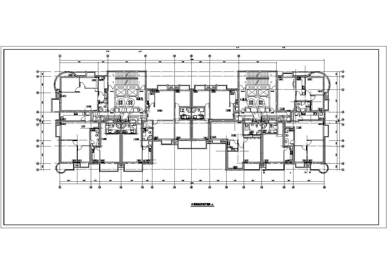某23层商住楼采暖暖通设计图(7张)图片2