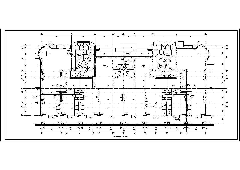某23层商住楼采暖暖通设计图(7张)图片3