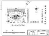 徐州市某医院绿化设计施工图图片2