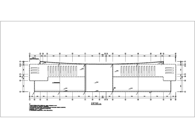 多层办公楼电气施工cad图,含施工说明图片2