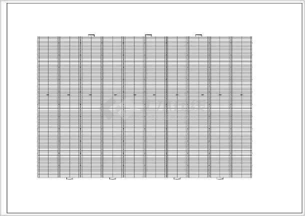 点击查看某厂区给排水施工图第2张大图