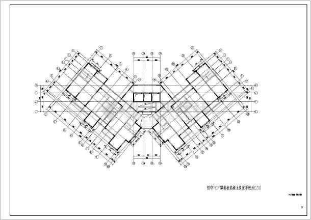 点击查看深圳百米住宅装配式建筑全套PC结构深化设计施工图第1张大图