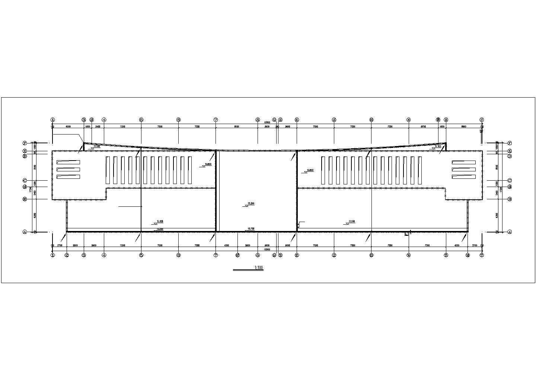 多层办公楼电气施工cad图,共11张图片1