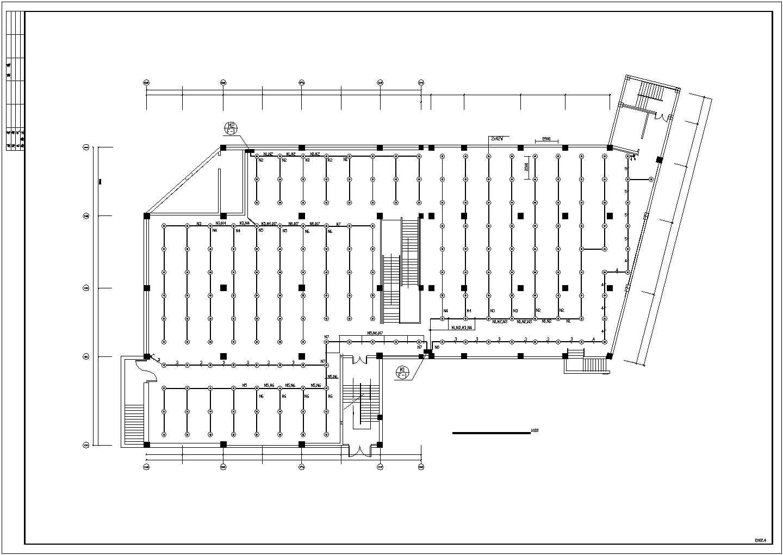 百货商场电气图(共10张)图片1