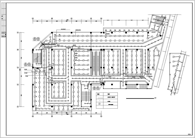 百货商场电气图(共10张)图片2