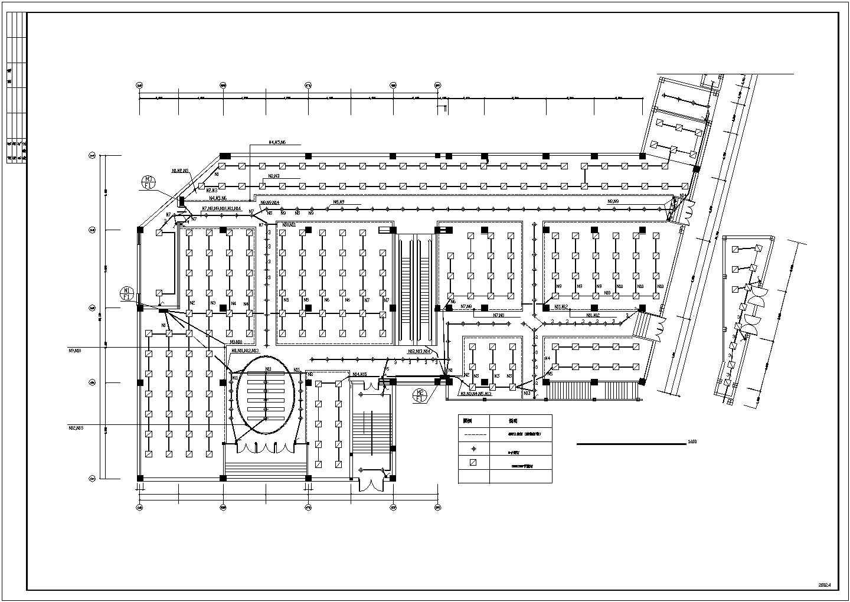 百货商场电气图(共10张)图片3