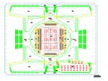 [江苏]3层大型体育馆建筑设计方案文本(含cad精品方案资料齐全)图片3